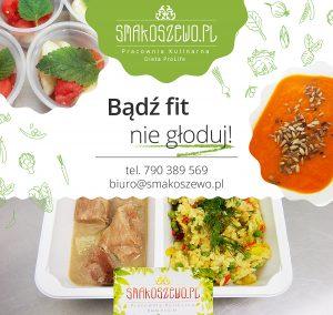 Dieta do biura - jadłospis - przykład